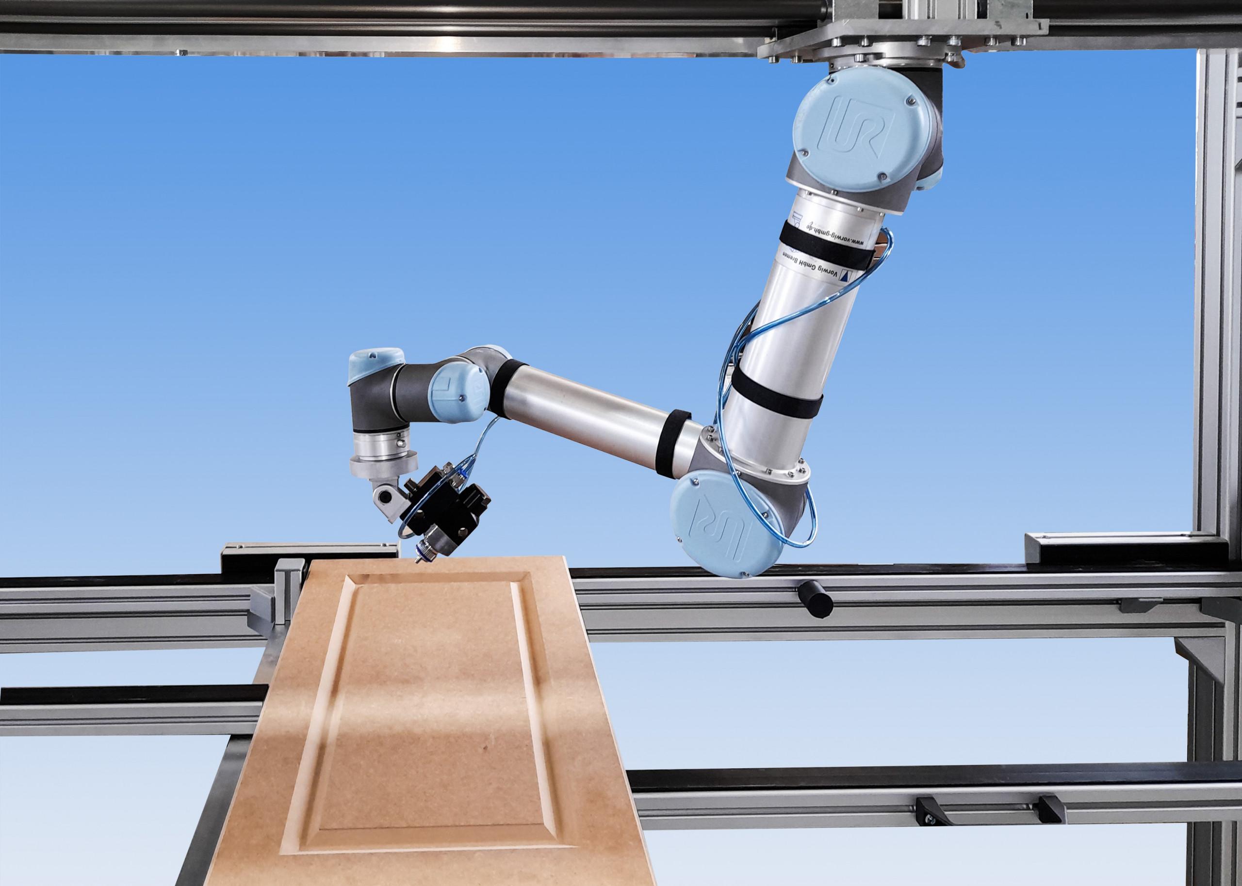Roboter zum Lackieren